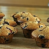 Low-Calorie Blueberry Muffins