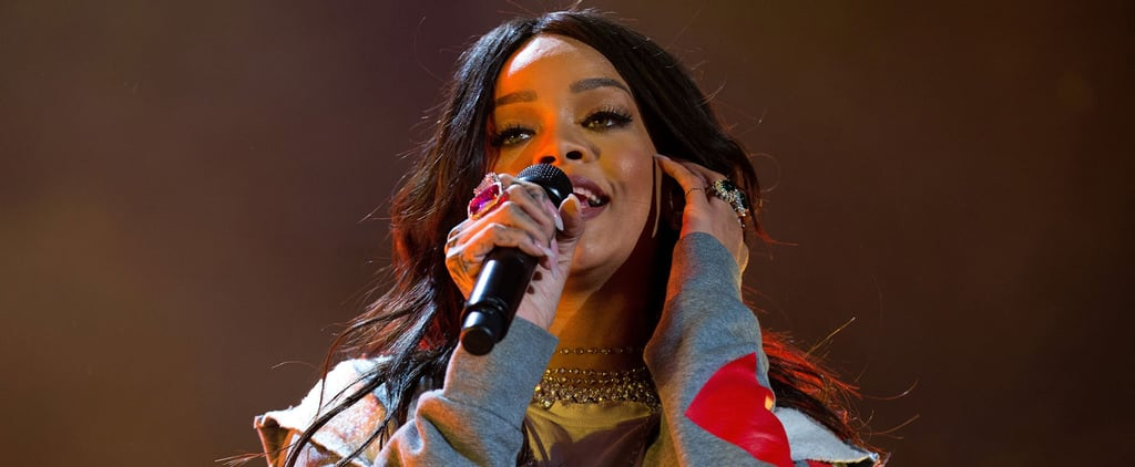 """In Which Rihanna Takes Some Time Out of Her Busy Schedule to Karaoke """"My Girl"""" With Miguel"""