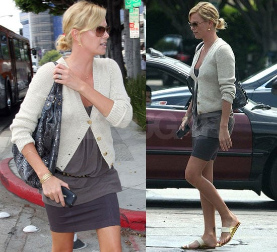 Celebrity Style: Charlize Theron
