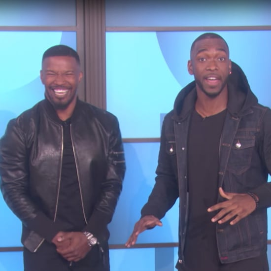 Jamie Foxx and Jay Pharoah Celebrity Impressions on Ellen
