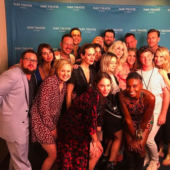 American Horror Story Cast at Cher Concert