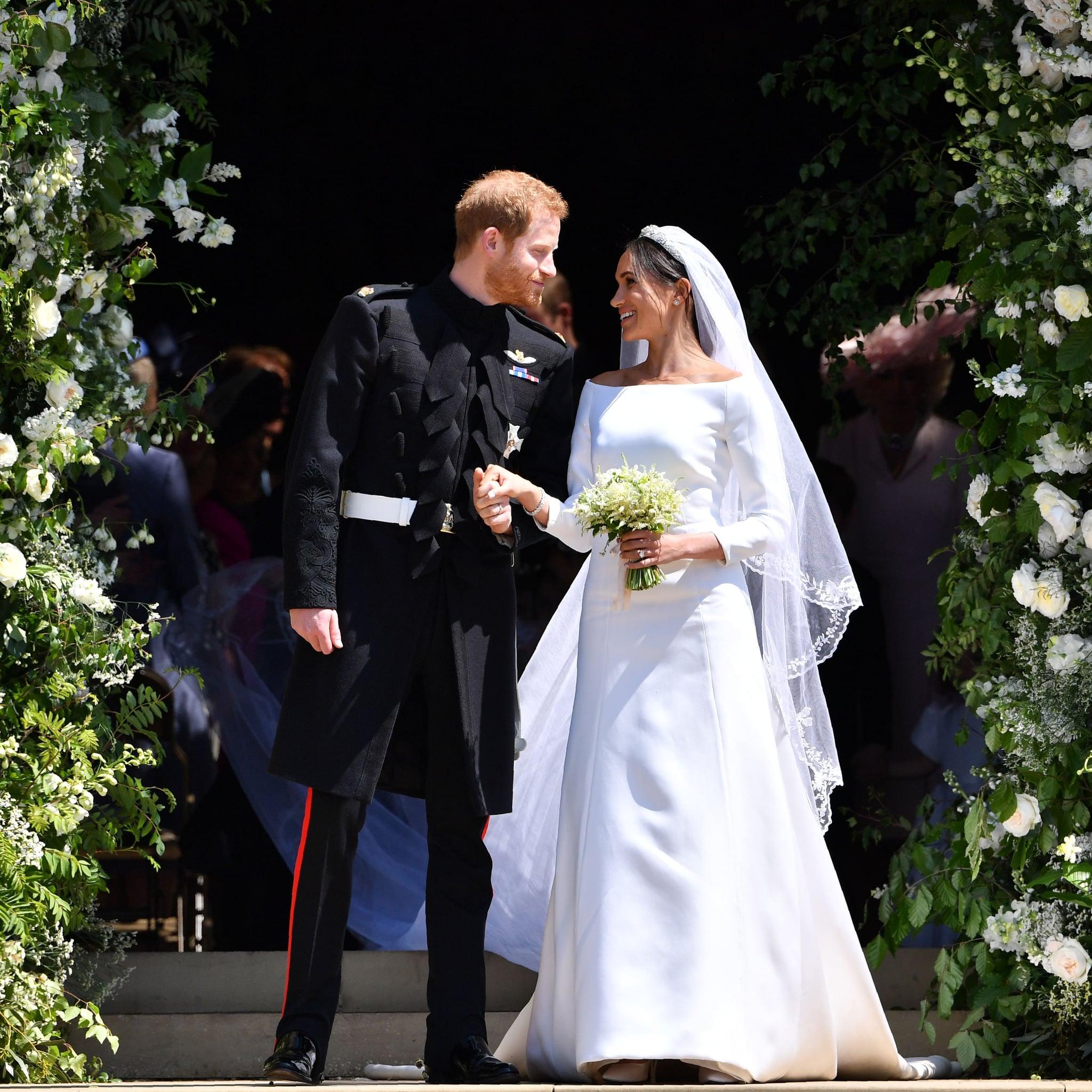 Best Wedding Dresses Of 2018 Popsugar Fashion