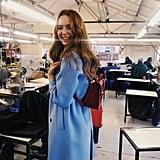 Charlotte Elizabeth Bloomsbury Backpack