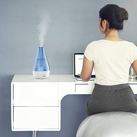 Pure Enrichment MistAire Studio Ultrasonic Cool Mist Humidifier