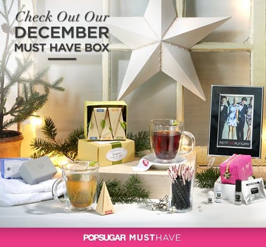 POPSUGAR Must Have December Box Revealed — Check Out Everything Inside!