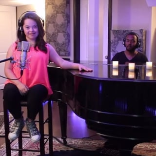 Tween With Down Syndrome Sings John Legend Cover | POPSUGAR