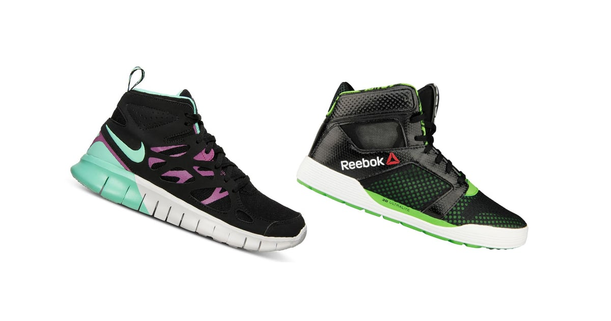 Nike High Tops and Athletic High Top Sneakers | POPSUGAR