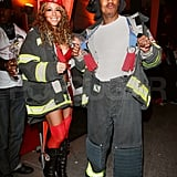 Mariah and Nick Halloween