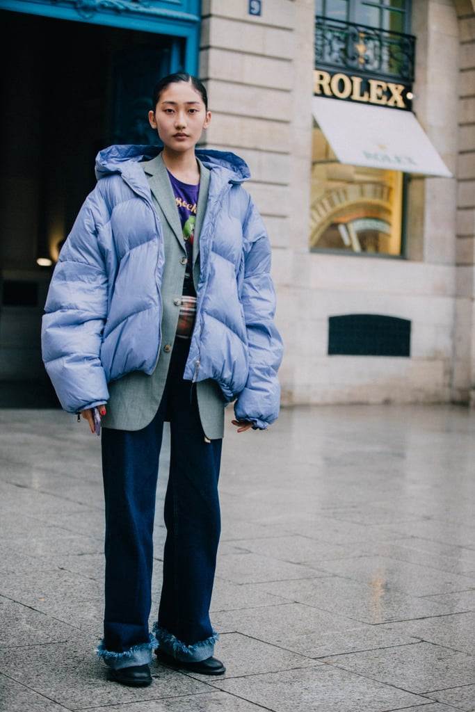 How to Wear a Denim Jacket in Winter | Popsugar at Kohl's