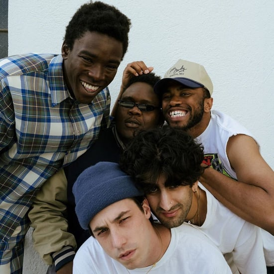 Brockhampton Members' Style on Instagram