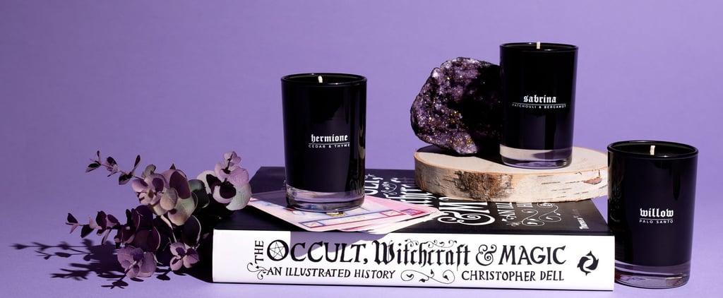 Bijou Witch Candles