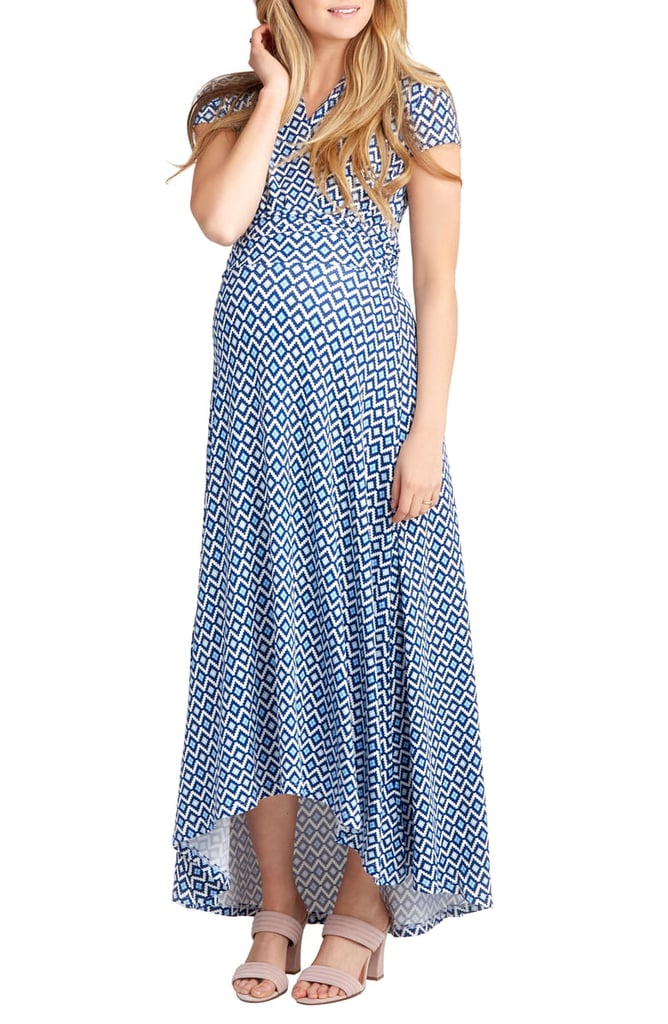 e580a06a6 Nom Maternity Caroline Maternity/Nursing Maxi Dress | Best Maternity ...