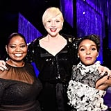 Pictured: Janelle Monáe, Gwendoline Christie, Octavia Spencer