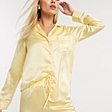 Missguided Satin Pajamas