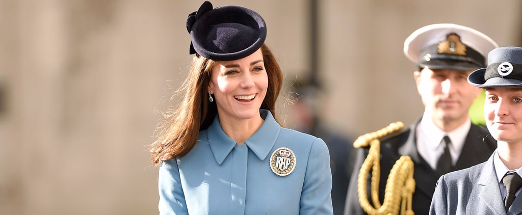 The Designer Kate Middleton Wears on Repeat