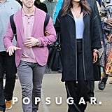 Nick Jonas and Priyanka Chopra's Heights