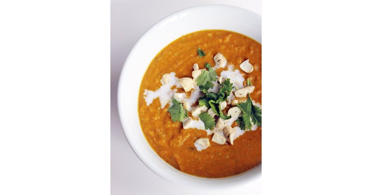 Coconut Curry Butternut Squash Soup | Best Paleo Recipes ...