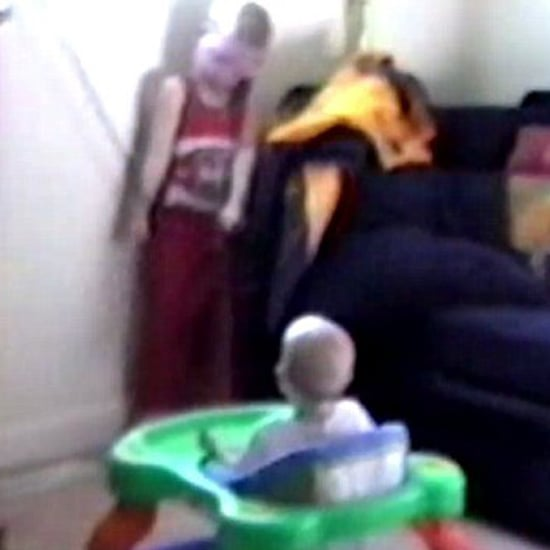 Video of Boy Being Strangled by Blinds Cord