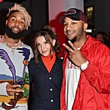 Hanging With Odell Beckham Jr. and Ben Beard in 2018