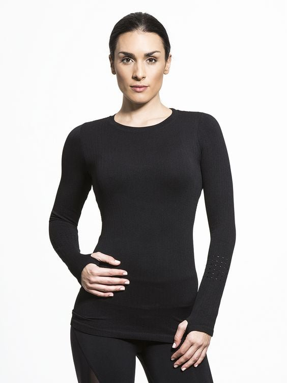 Alo Yoga Long Sleeve Top ($62)