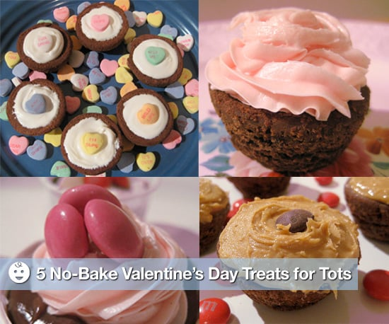 5 No-Bake Valentine's Day Treats For Tots