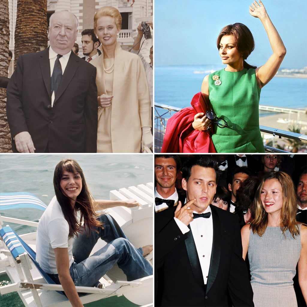 53 of the Most Nostalgic Photos From the Cannes Film Festival