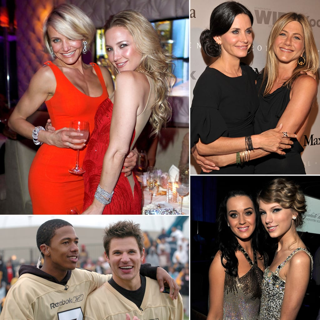 These Famous Friends Have Dated the Same Person