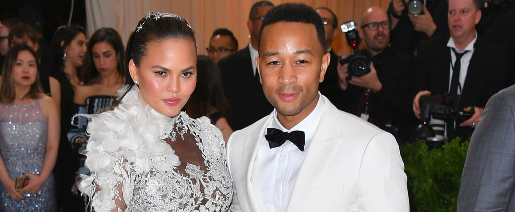 Chrissy Teigen's Met Gala Gown Is Sexy (and Damn Right She Knows It!)