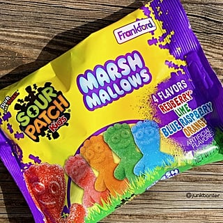 Sour Patch Kids Marshmallows