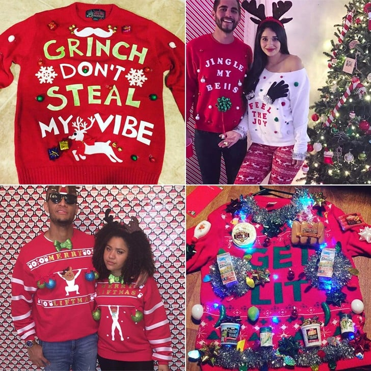 ugly christmas sweater ideas 2016
