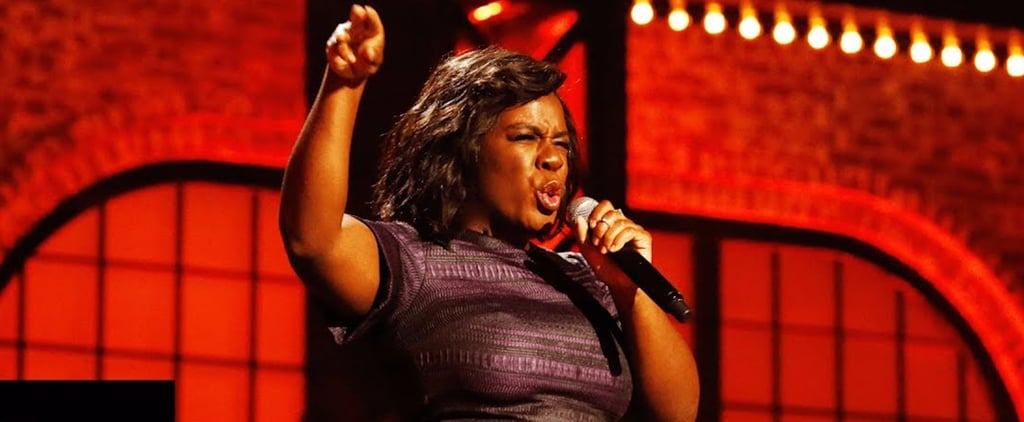 Danielle Brooks and Uzo Aduba Lip Sync Battle Video
