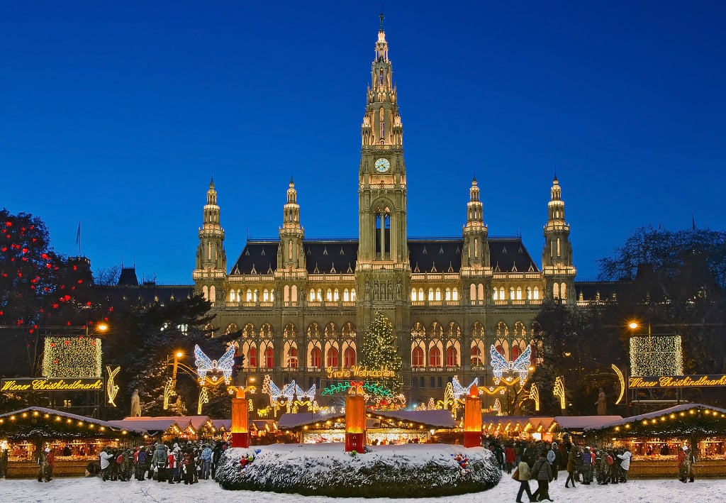 Most Beautiful Christmas Destinations | POPSUGAR Smart Living