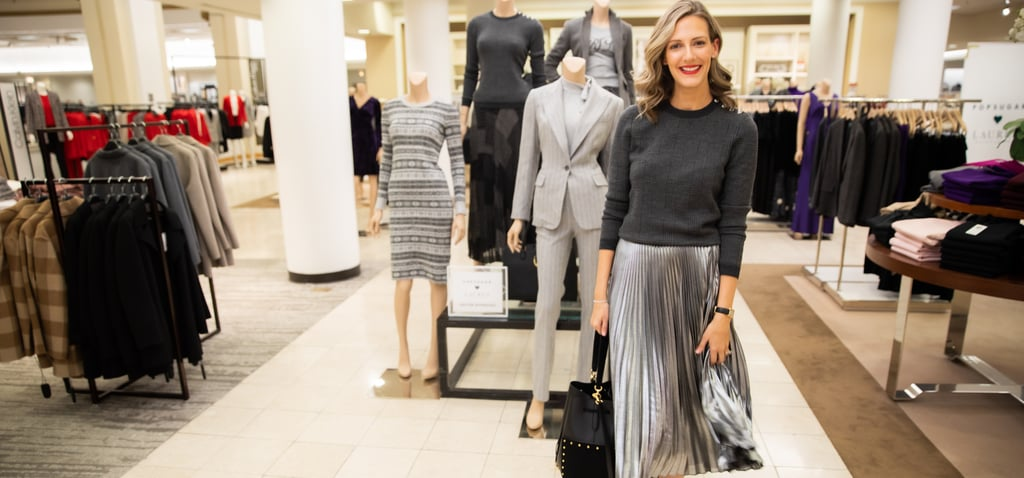 How to Wear Metallic For Fall and Winter