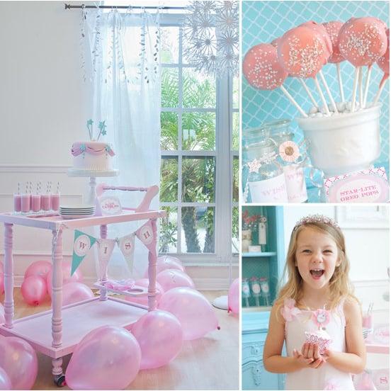 A Sweet Girlie Birthday Bash