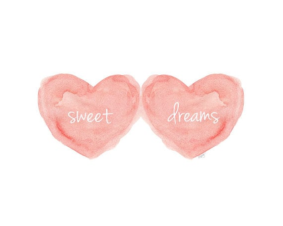 Give Her Sweet (Heart) Dreams