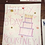 Kourtney Kardashian Celebrates Her 41st Birthday | Pictures