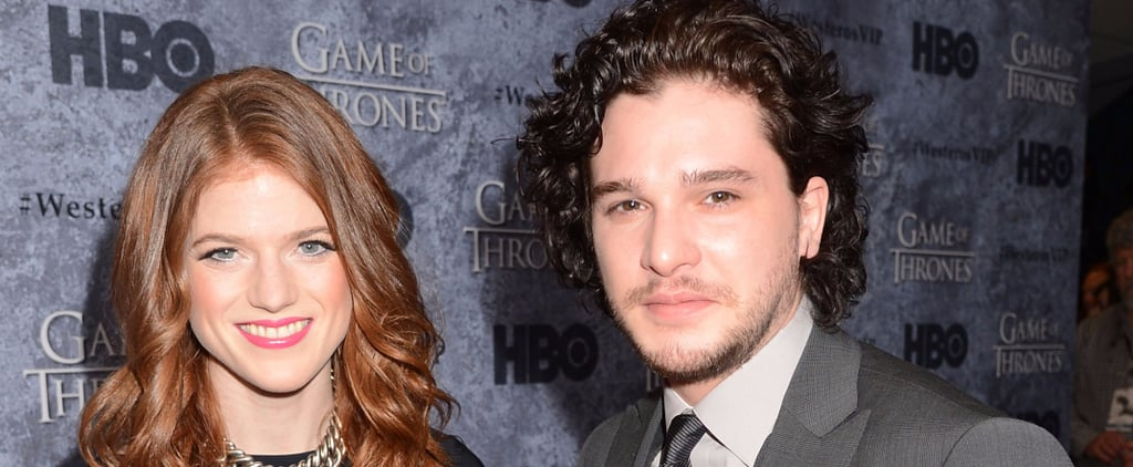 Kit Harington and Rose Leslie Wedding Details