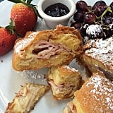 Monte Cristo sandwich at Cafe Orleans