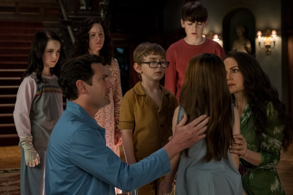 The Haunting of Hill House Cast and Character Guide