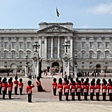 Where: Buckingham Palace