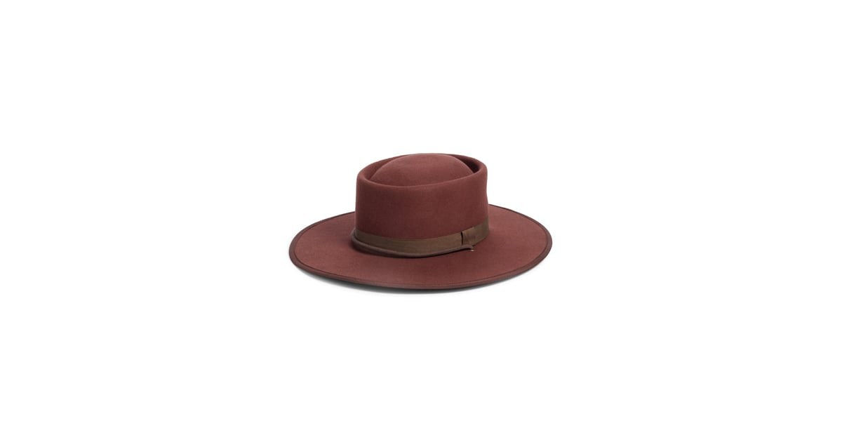 bac421c430f2 Madewell Dipped Crown Felt Hat   Nordstrom Anniversary Sale Best Deals of  the Day 2019   POPSUGAR Fashion Photo 9