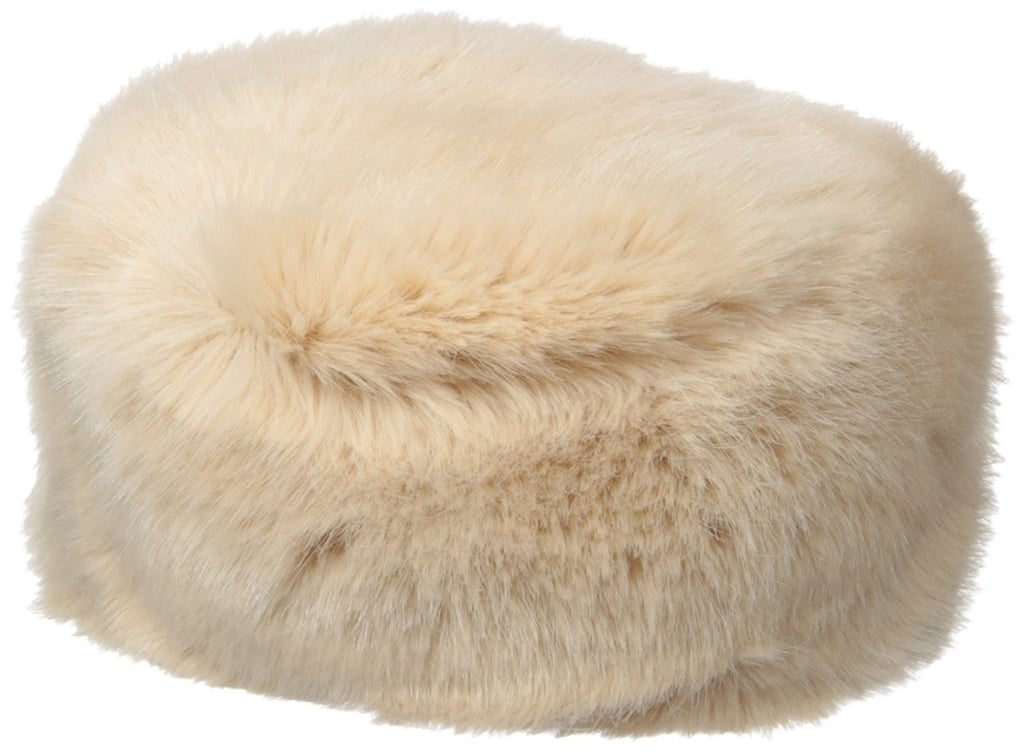 Ted Baker London Women's Wande Mini Bow Detail Faux Fur Hat
