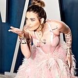 Paris Jackson at the Vanity Fair Oscars Afterparty 2020