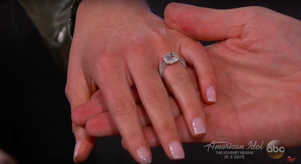 fcbb1684a Did Arie Give Becca and Lauren the Same Ring on The Bachelor | POPSUGAR  Entertainment