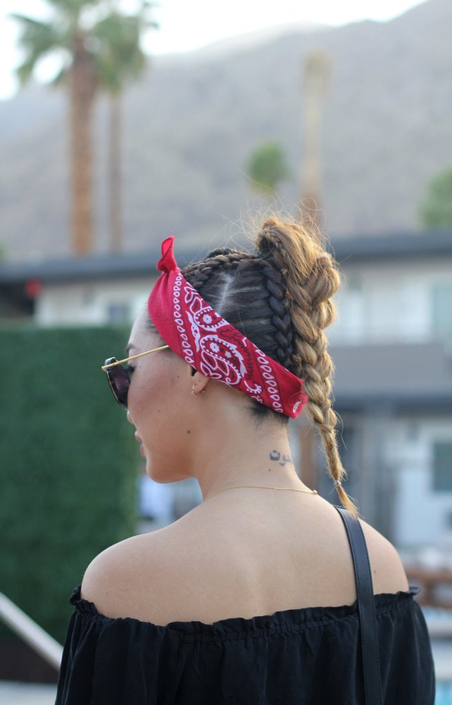 The 1 Fashion Trend That's Completely Taking Over Coachella