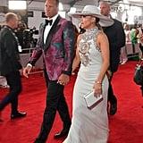 Lady Gaga and Jennifer Lopez Shoes at 2019 Grammys