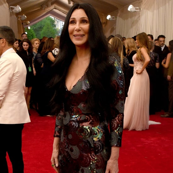 Cher at the Met Gala 2015 Pictures