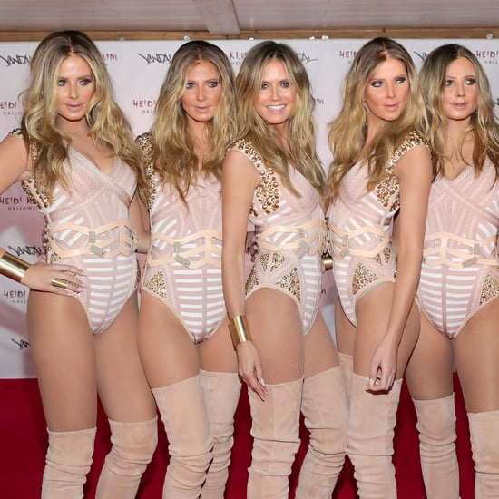 Heidi Klum Halloween Costume 2016 Pictures