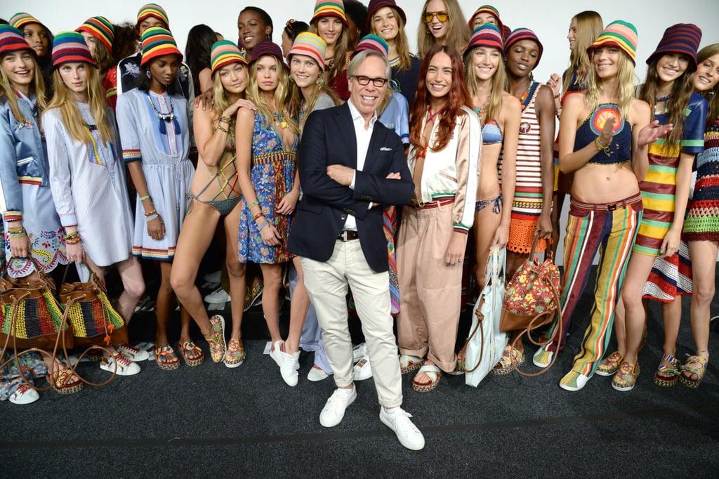 Tommy Hilfiger New York Fashion Week Spring 2016