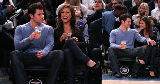 Nick and Vanessa Enjoy Knickerbockers